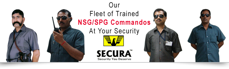 Personal Security Officers @ SECURA